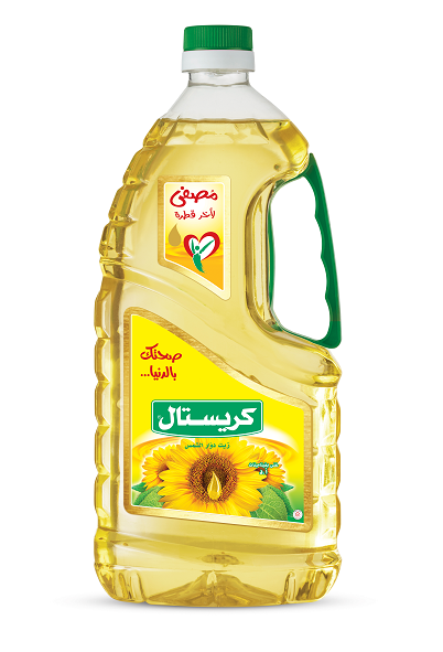 Crystal Sunflower oil 1.6 L