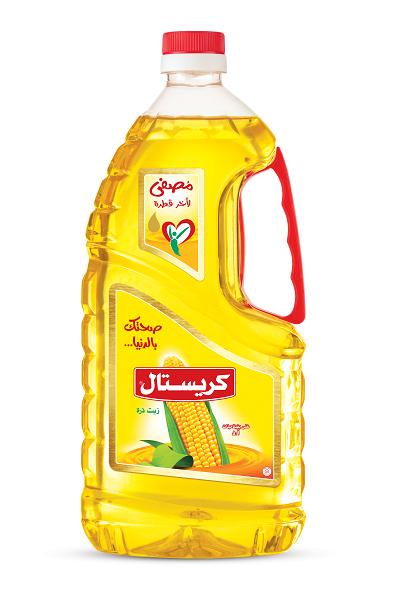 Crystal Corn oil 1.6 L