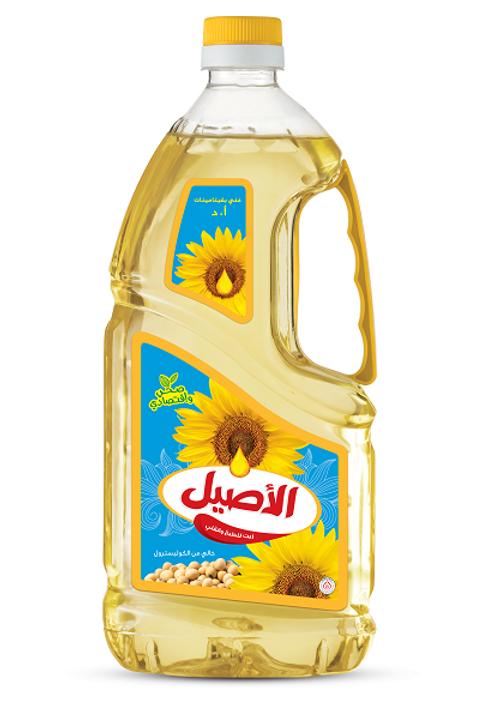 Asil Sunflower Oil 1.5 L