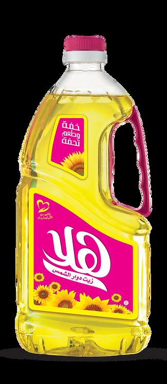 Hla Sunflower Oil 1.5 L