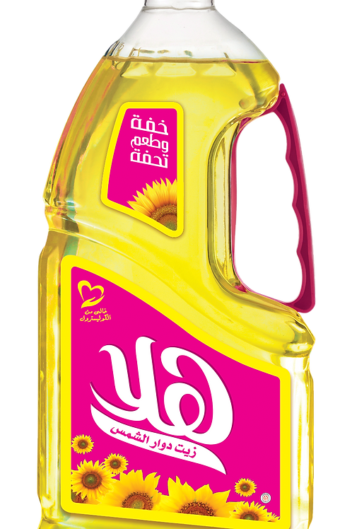 Hla Sunflower Oil 1.5 L
