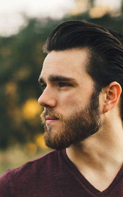 Natural Dark Brown Beard Dye