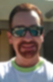 Eddie after using EarthDye