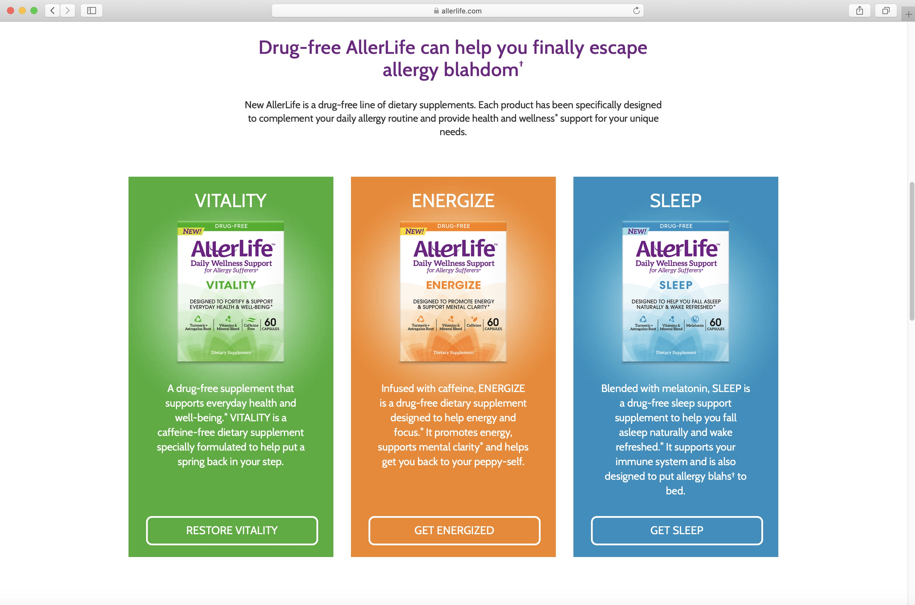 AllerLife Home 2