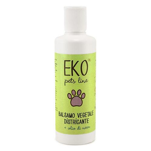 balsamo naturale per pelo cane ecologico e naturale