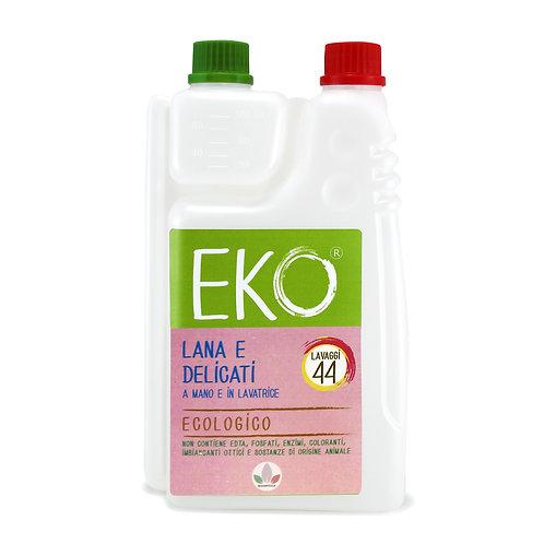 Eko detersivo lana e delicati ecologico