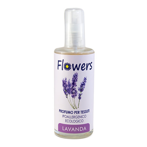 FLOWERS PROFUMO TESSUTI E AMBIENTE SPRAY 100ML