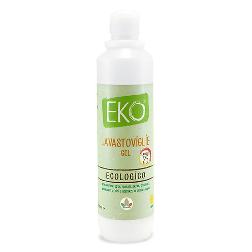 detersivo lavastoviglie ecologico biodegradabile