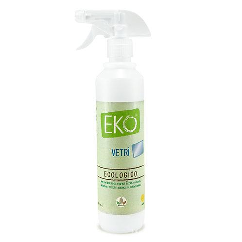 detergente vetri ecologico prodotti pulizia casa biologici