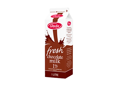 Chocolate Milk Container