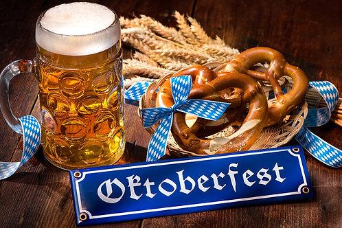 Oktoberfest Experience Kit-OCT 2nd