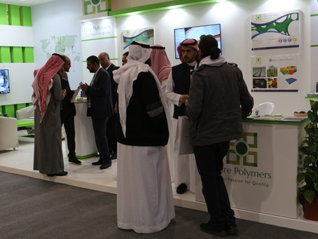 Pure Polymers Participate in the 2020 Saudi Plastic and Petrochemical from 13th to 16th January