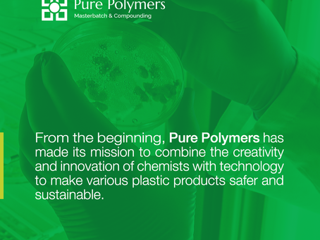 Pure Polymers innovative Antimicrobial