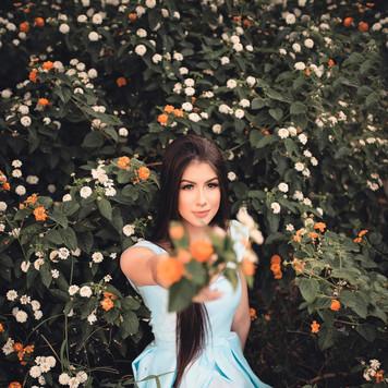beautiful-woman-blue-dress-brunette-2346