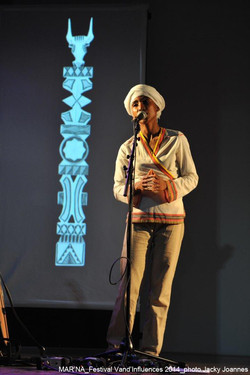 Mar'na - Festival Vand'Influences