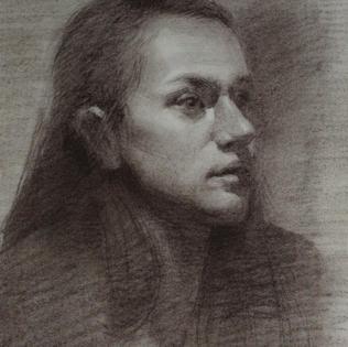 Retrato Lucía