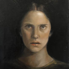 Self portrait at the age of 28
