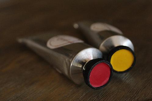 Cadmium Red Oil Tube