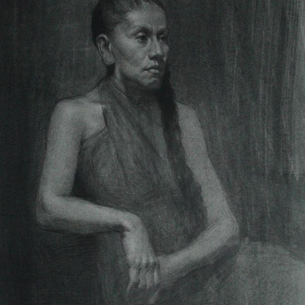 Retrato Yesenia