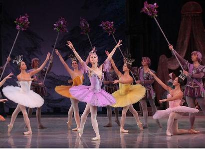 Russian ballet tour