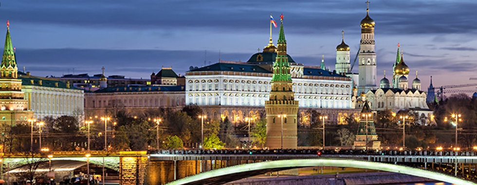 Moscow, Kremlin, Moscow-River