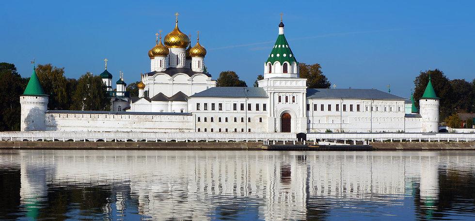 Ipatiev Monastery, Kostroma, Golden Ring