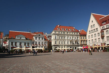 Travel tours to Tallinn