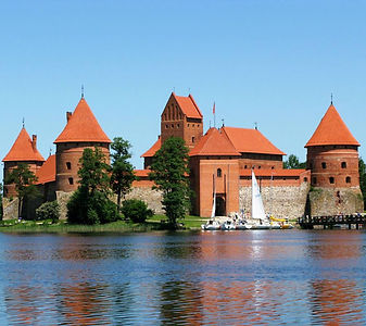 travel tours to Trakai