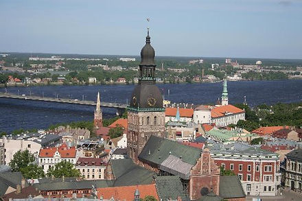 Travel tours to Riga