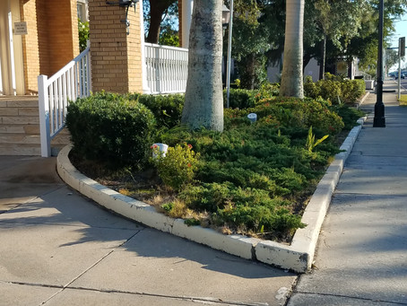 Updating Curb Appeal for this Bradenton, FL Business!