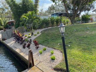 Key West inspired Landscape