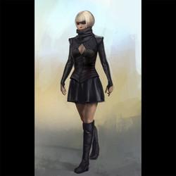 cyber girl2