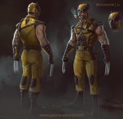 Wolverine Mark 1