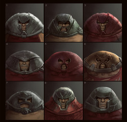 Juggernaut MASK designs copy