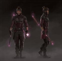 Gambit turn arounds