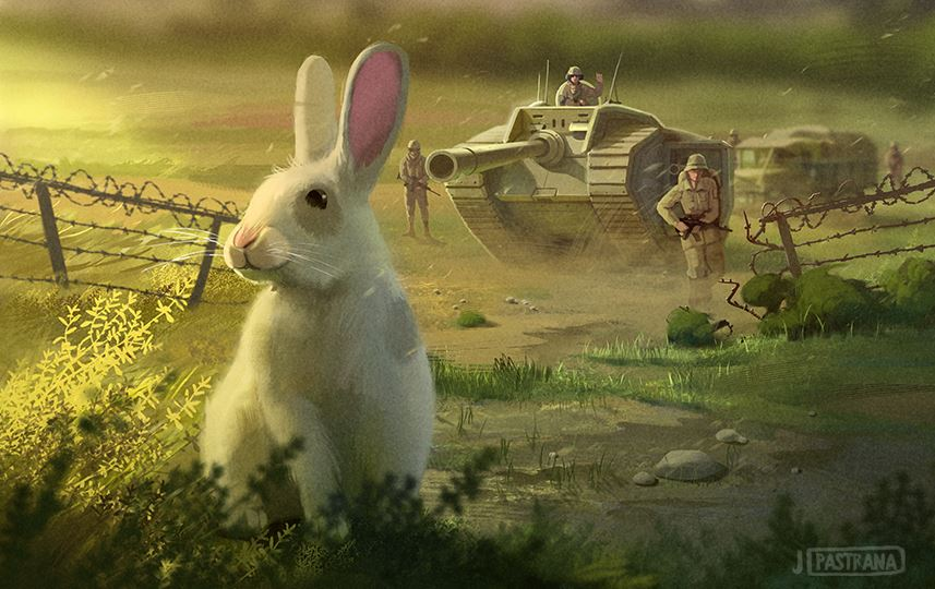 Tanks and Bunnies