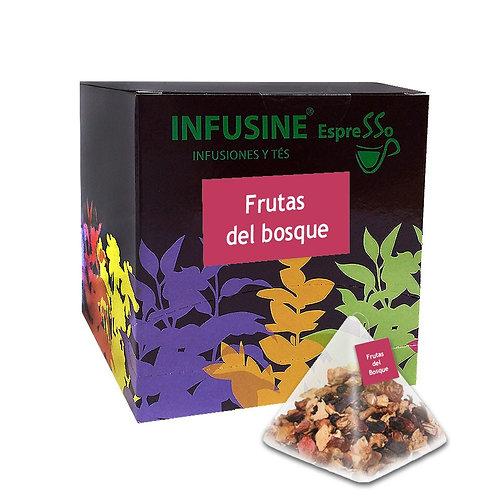Infusión Piramidal Frutas del Bosque, 15 unidades