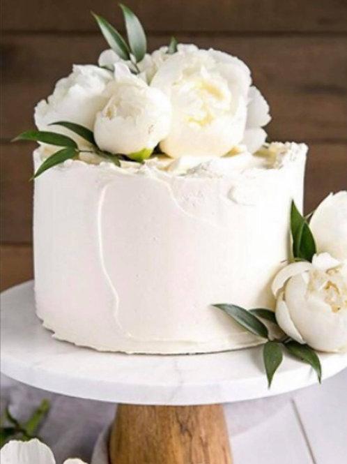 Concrete Texture Mini Cake (serves 10)