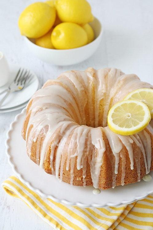 Full size Bundt Cake