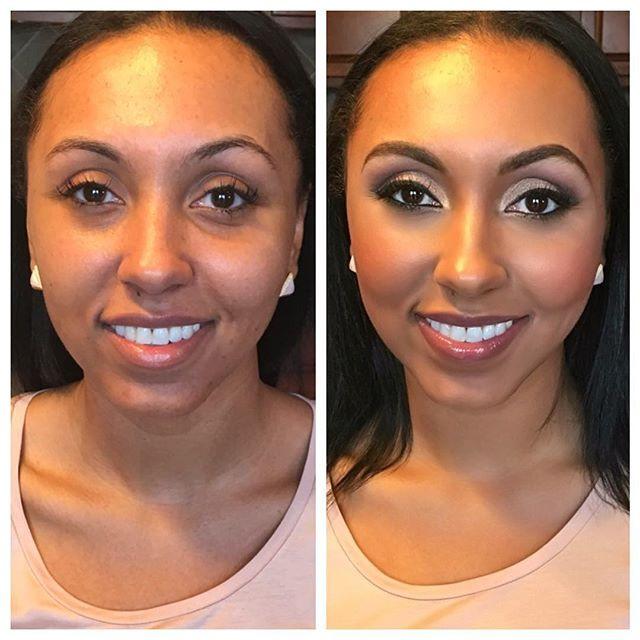 #indianapolis #mua #slaybyrenee #beforeandafter #indy #makeover #makeupmagic #makeup #beautifulgirl #beautyandbrains #photoshoot #photograph