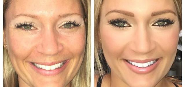 #makeupbyme #indymua #makeover #beforeandafter #indystyle #indianapolis #indybride #indywedding #slaybyrenee #lauramercier #anastasiabeverly