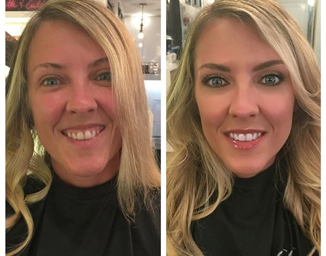 Client asked for a natural summery look that makes her eyes pop.jpg