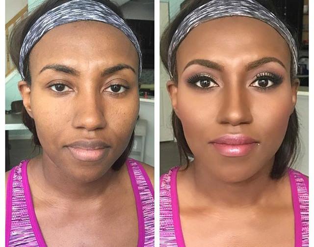 #indymua #makeupbyme #makeover #beforeandafter #makeup #indianapolis #naptown #slaybyrenee #anastasiabeverlyhills #thebalm #morphebrushes #n