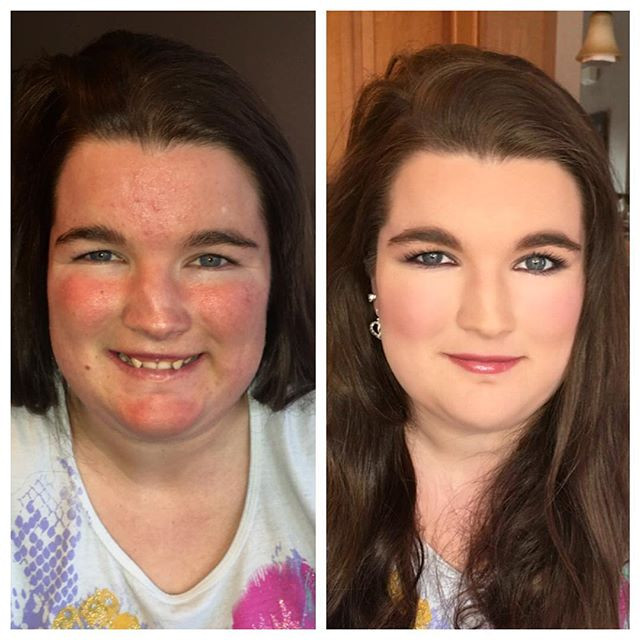 #firstdate #firstprom #prom2016 #indianapolis #mua #beforeandafter #passion #reneeslays #makeover #makeup #makeupartistsworldwide #powerofma