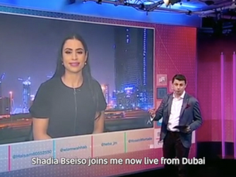 ON TV: BBC Arabic Trending