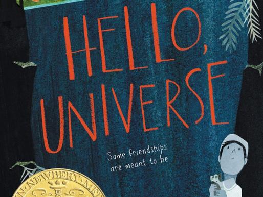 Hello Universe, excelente recomendación para niños de primaria alta.