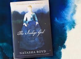 The Indigo Girl, novela histórica basada en una joven fuera de serie.