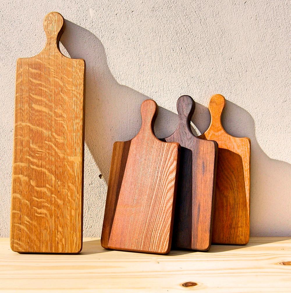 La Juniper - Large Walnut Wood Board