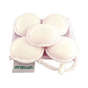 Love the Planet Washable Cleansing Pads