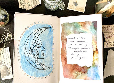 Incorporating journalling in to your yoga practice